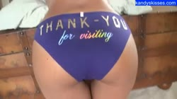 Thank you for my panties HD